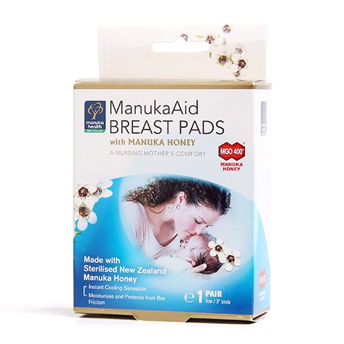 Image of ManukaAid breast pads - 1 stk.