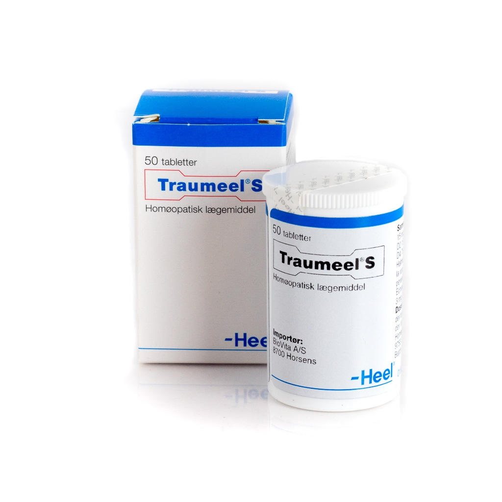 Image of Traumeel - 50 tabs.