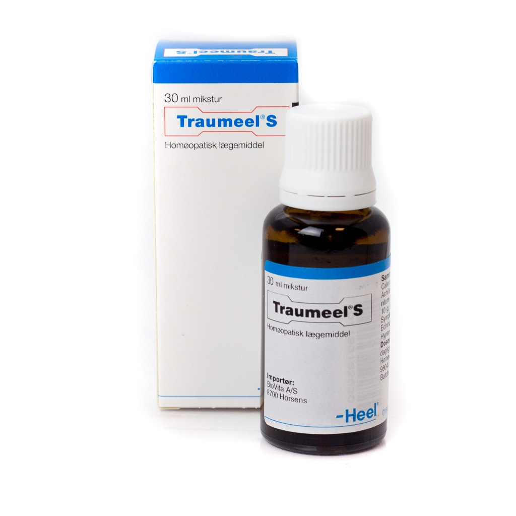 Image of Traumeel dråber - 30 ml.