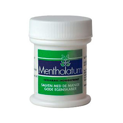 Image of Mentholatum salve - 30 ml.