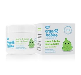 Image of GreenPeople Mum and Baby rescue balm u.duft - 100 ml