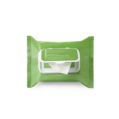 Image of Ole Henriksen Stay Balanced Grease Relief Cleansing Cloths - 30 ml.
