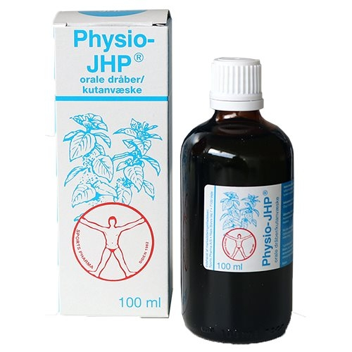 Image of JHP Olie - 100 ml.