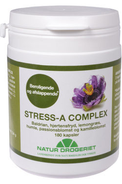 Image of Stress-A Complex 400 mg - 180 kaps.