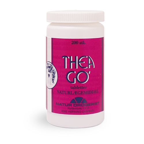 Image of Thea Go - 200 tabs.