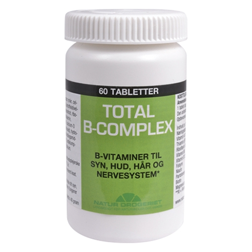 Image of B-Complex Total - 60 tabs.