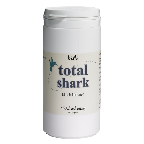 Image of BiOrto Total Shark - 150 kaps.