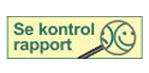 Kontrolrapport